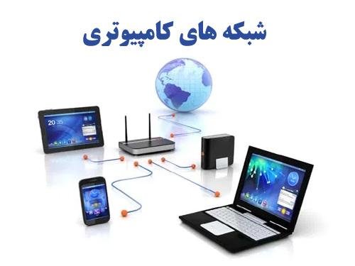 پاورپوینت با موضوع انواع شبکه های کامپیوتری