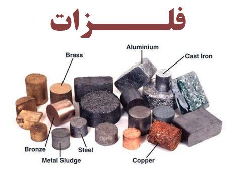 دانلود تحقیق آماده در مورد فلزات و ویژگی های آنها