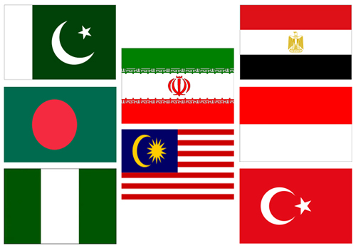 اثرات توسعه بخش توریسم بر رشد اقتصادی کشورهای دی هشت