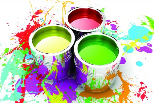 گزارش کارآموزی در شرکت رنگ سازی گاما تینر