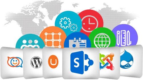 پایان نامه با عنوان سیستم های مدیریت محتوا یا cms