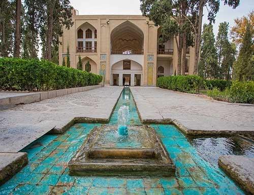 مقاله آماده با عنوان آب در معماری ایران