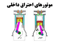 تحقیق موتورهای درون سوز یا موتورهای احتراق داخلی