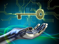 دانلود پاورپوینت آماده در مورد رمزنگاری در کامپیوتر