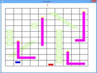 سورس بازی مار و پله در گرافیک کامپیوتری اپن جی ال