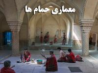 پاورپوینت بررسی معماری حمام های معروف ایرانی